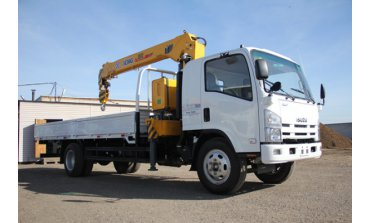 ISUZU Forward 18.0 с КМУ UNIC