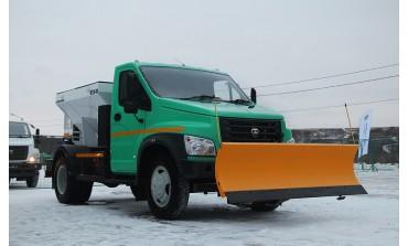 Комбинированная дорожная машина ГАЗ C41R13